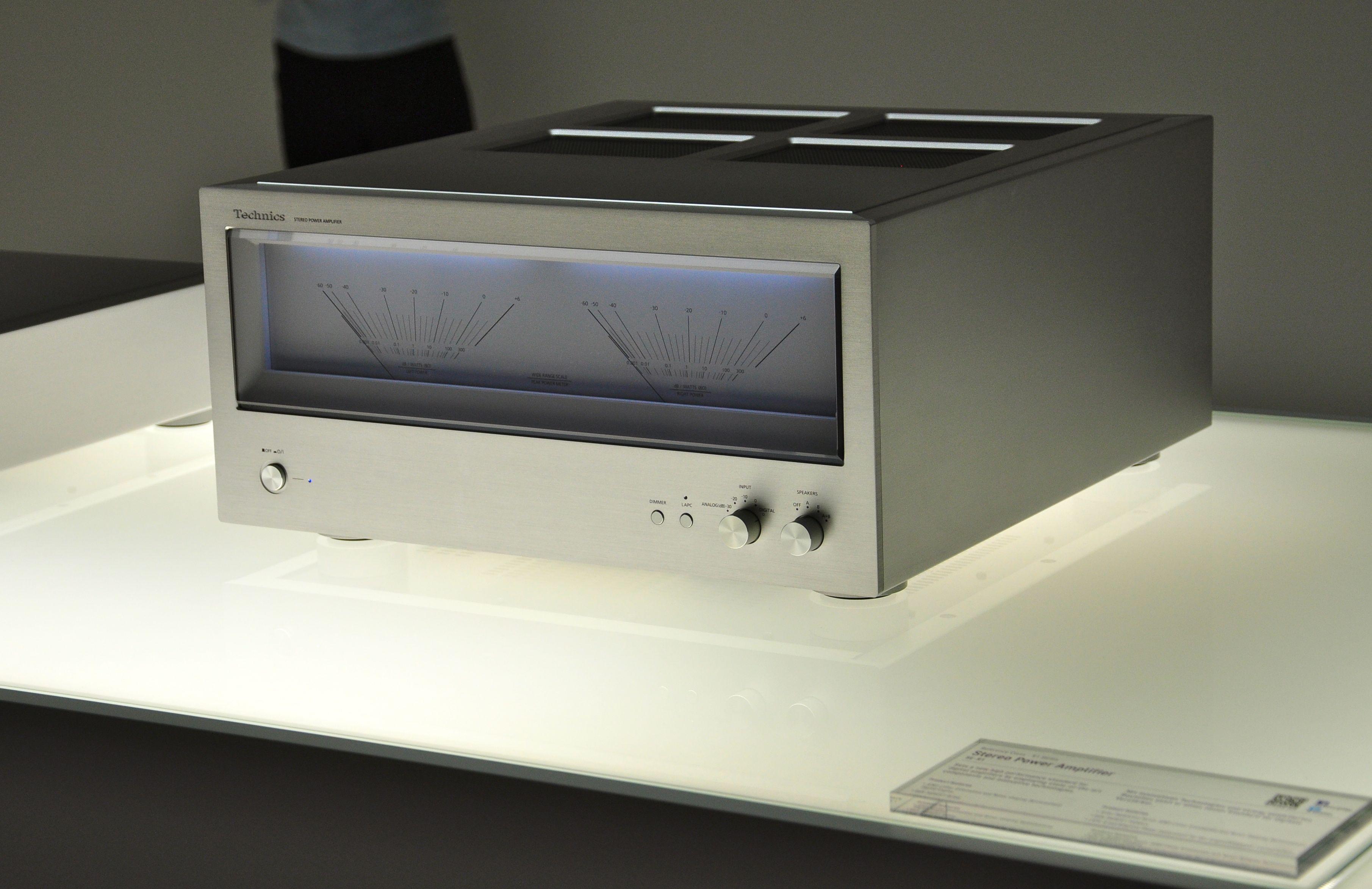 technics panasonic. Black Bedroom Furniture Sets. Home Design Ideas