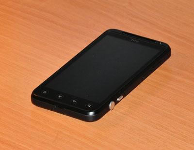 новенький HTC Evo 3D