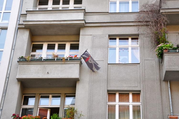 Пираты на балконе!