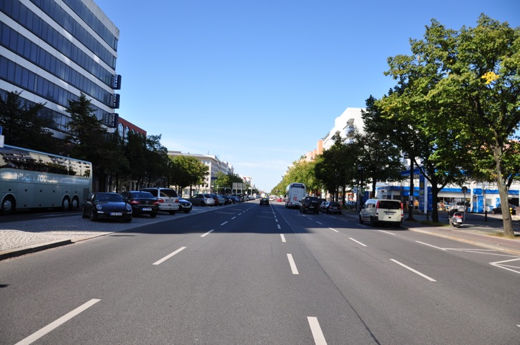Берлинский траффик