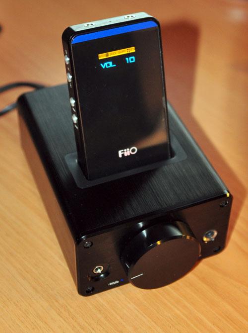 FiiO E7 и E9 работают в паре