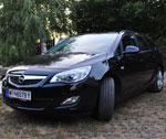 Opel Astra Sports Tourer. Могут, когда захотят.