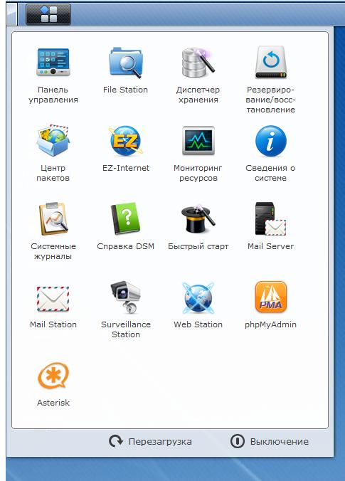 Install asterisk on synology dsm .pat file
