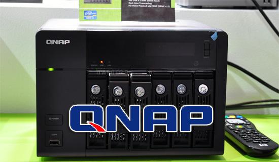 QNAP на Computex 2013! Ярче, быстрее, симпатичнее!