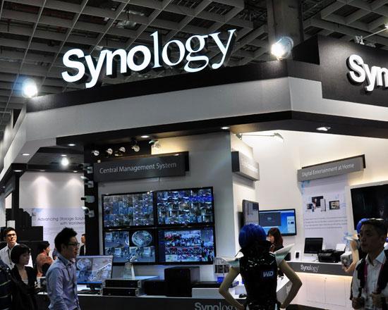 Synology на Computex 2013. Оригинальные решения для дома и бизнеса.