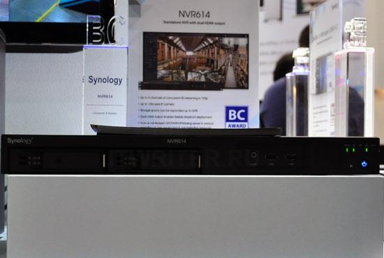 Synology NVR 614