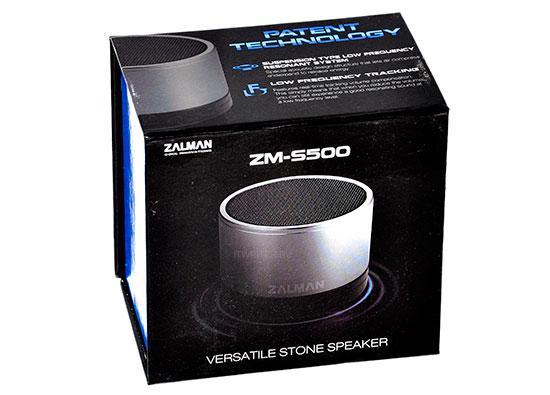 упаковка ZALMAN ZM-S500