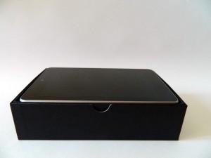 Планшет в коробке