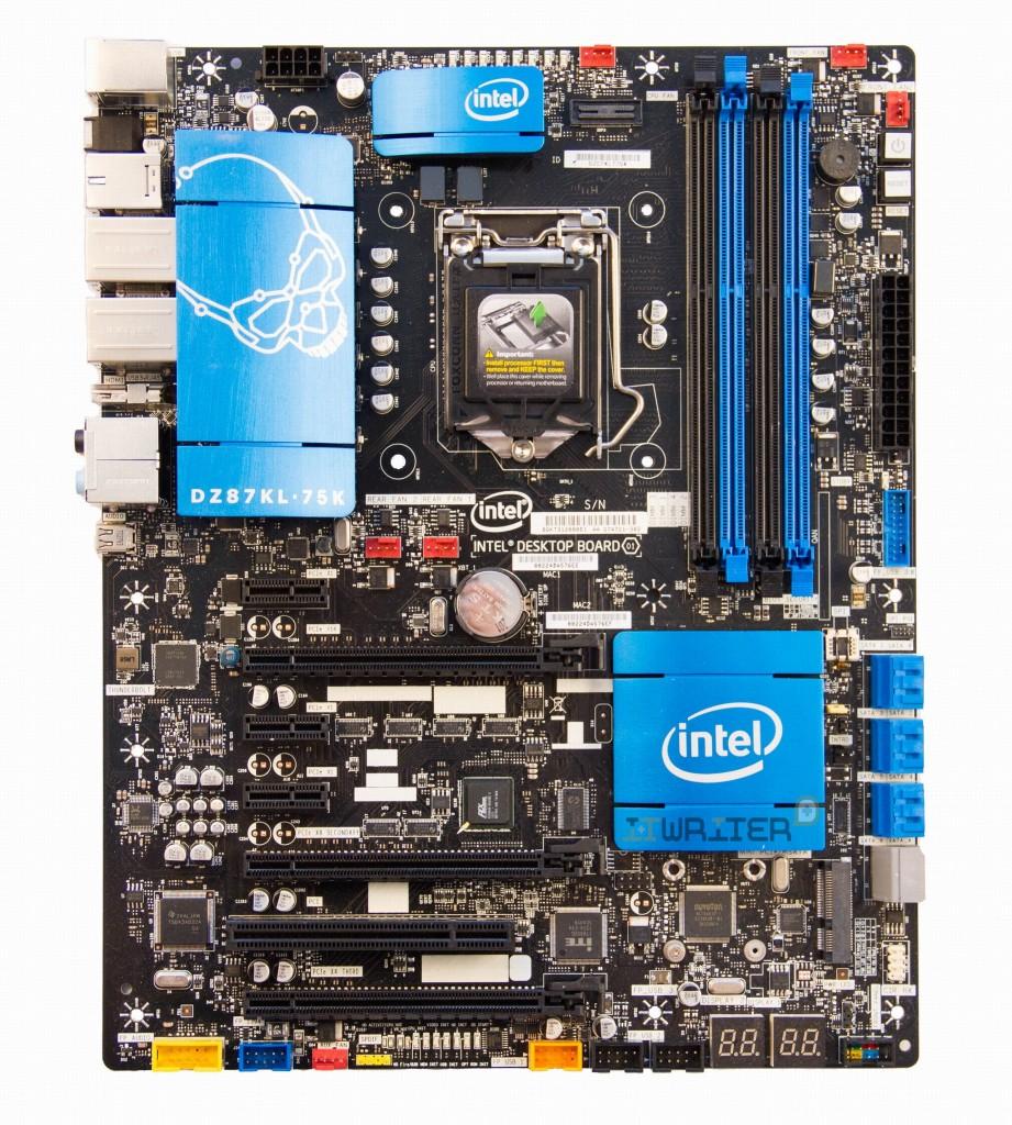Материнская плата Intel DZ87KLT-75k