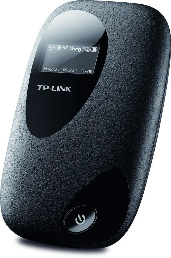 Роутер для путешественника: мобильный беспроводной 3G-маршрутизатор TP-LINK M5350