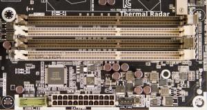 Разъемы для оперативной памяти