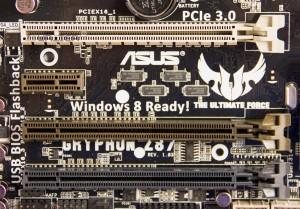 Разъемы PCI-E