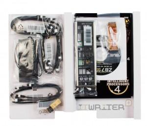Комплектация материнской платы ASUS Z87 Deluxe
