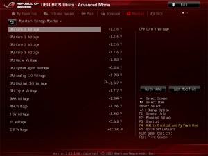 ASUS Maximus VI Extreme BIOS
