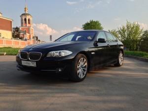 BMW F10 - моя бывшая