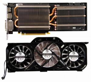 Система охлаждения Palit GTX 780 Super Jetstream