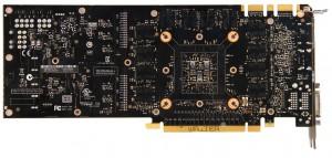 Обратная сторона Inno3D GTX 780 iChill HerculeZ 3000