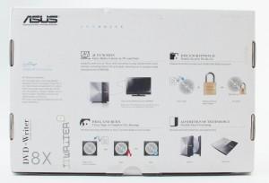 Упаковка SUS Zen Drive SDRW-08D3S-U