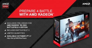 R290X Battlefield 4 Edition