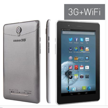 Inno3D вступает на рынок планшетов с устройством Pad7 3G