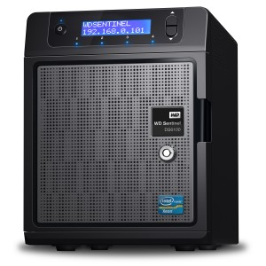 WD Sentinel DS6100