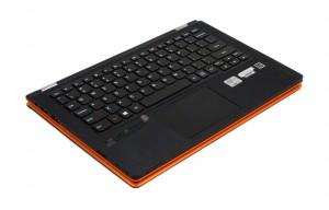 Ноутбук Lenovo Yoga 11S в режиме планшета