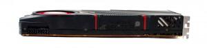Видеокарта AMD R290. Вид сбоку