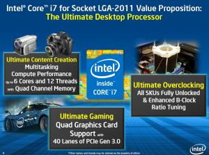 Сферы применения Intel Core i7 4960X