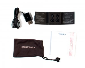 Комплектация Plantronics Backbeat Go 2 Black