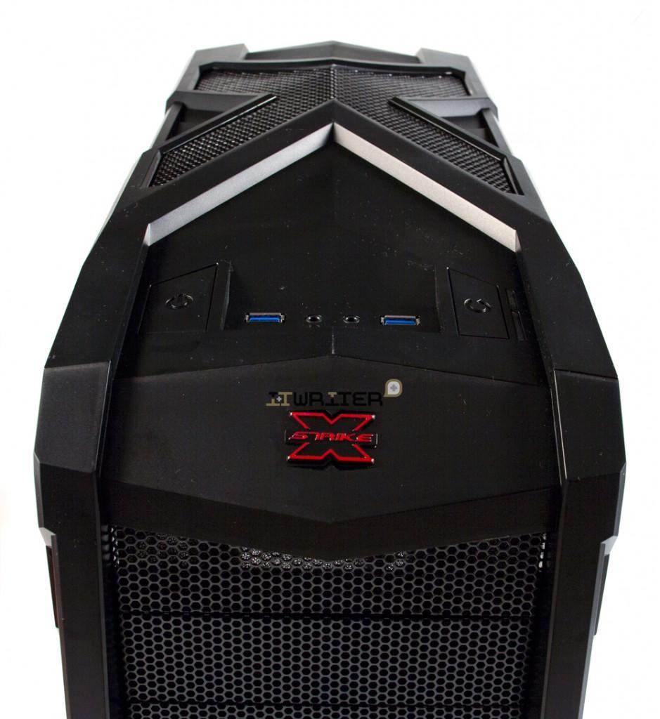 AeroСool Strike-X Xtreme Black Edition