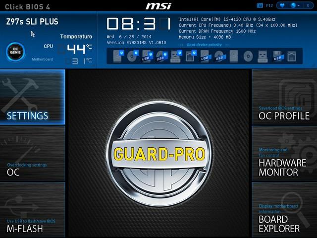 msi-z97s-sli-plus-bios-main-screen