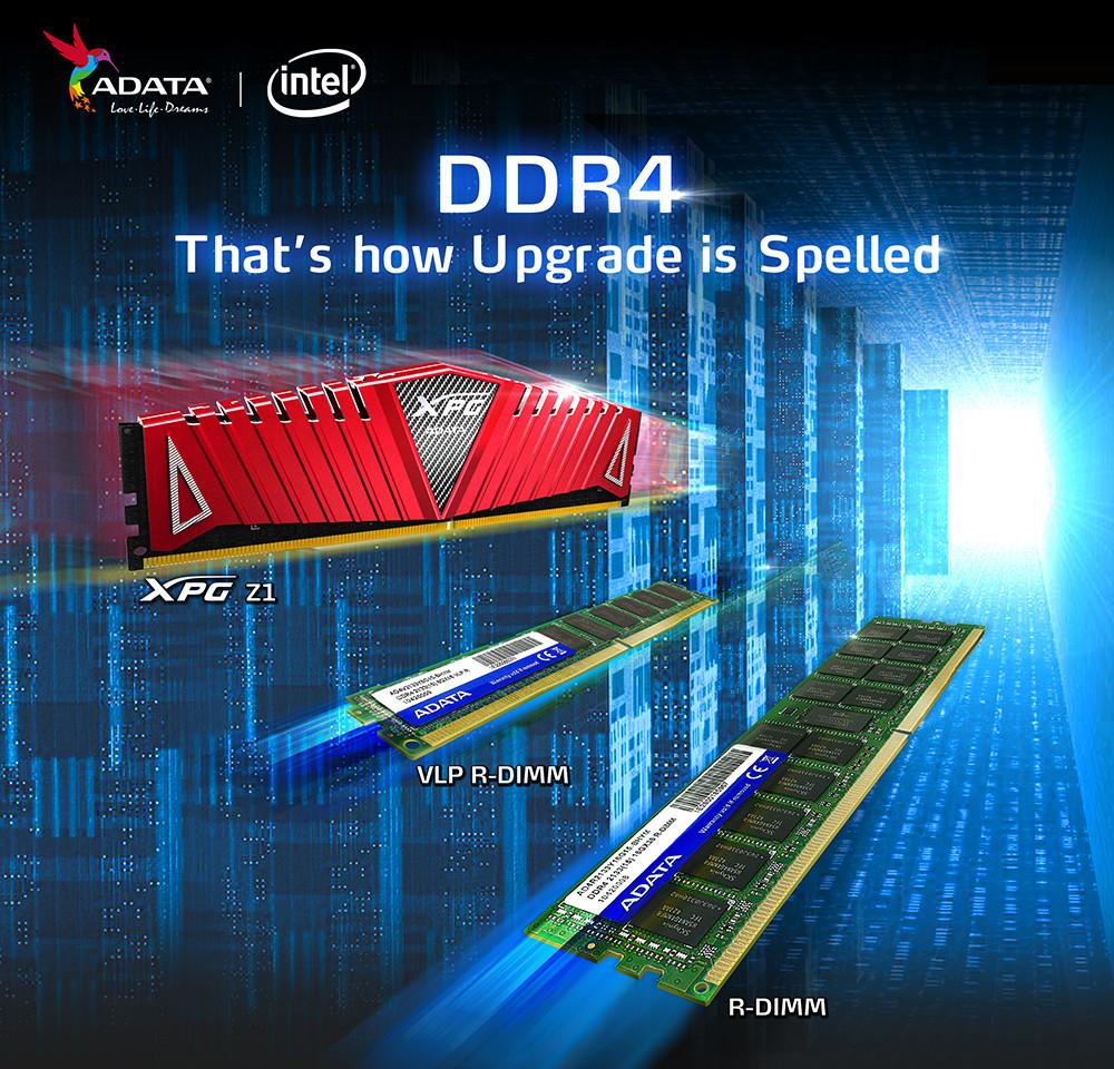ADATA+DDR4