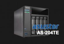 Настоящий обзор ASUSTOR AS-204TE — достойный конкурент на рынке NAS.