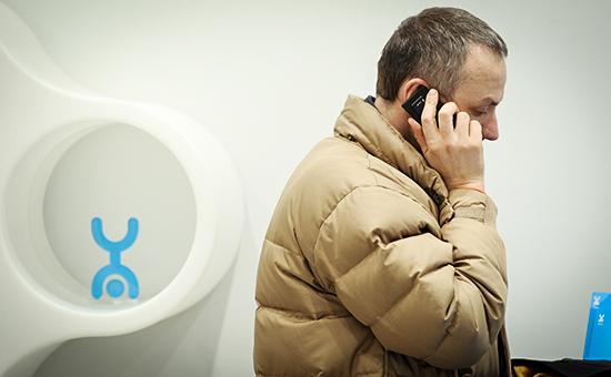 Работа интернет-провайдера Yota в Москве