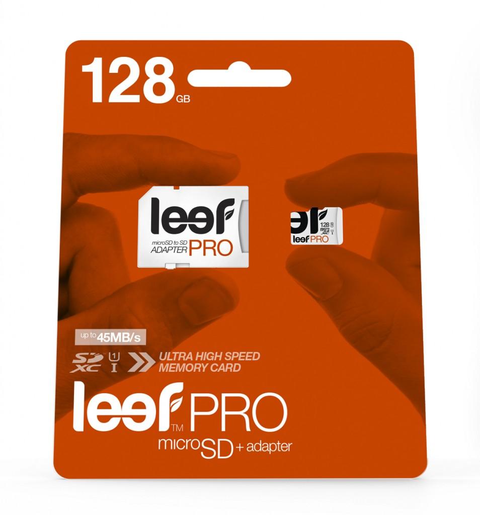 Leef PRO card 128Gb