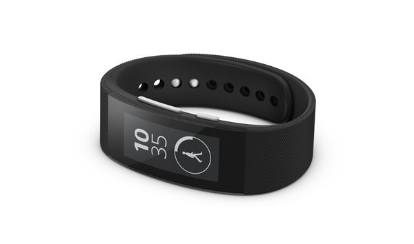 Sony-SmartBand-Talk-black
