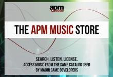 Музыкальные треки от APM Music теперь Unity Asset Store