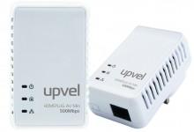 UPVEL: PowerLine-адаптеры для домашней сети