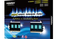 KINGMAX DDR4: модули памяти для геймеров