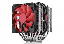 ASSASSIN II: новые бесшумные процессорные кулеры от DEEPCOOL