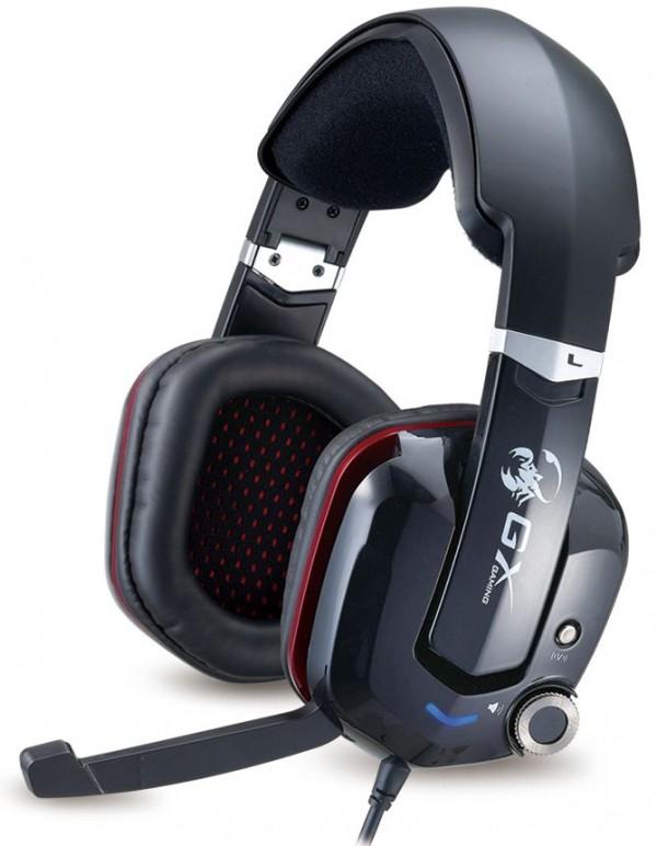 Genius GX Gaming Cavimanus gaming headset