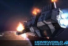 Рецензия на Homeworld Remastered Collection – космическая одиссея на новый лад