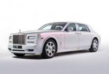В Женеве презентовали Rolls-Royce Phantom Serenity