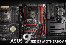 Материнские платы ASUS для процессоров Intel Core 5-го поколения