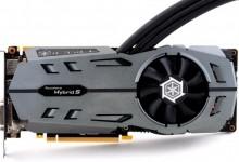 Жидкостное охлаждение Accelero Hybrid S для iChill Black GeForce GTX 980/970