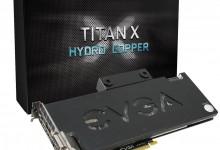 EVGA GeForce GTX TITAN X — самая быстрая видеокарта в мире!