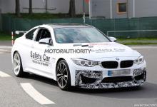 Автодилеры из США «засветили» трековую версию BMW M4 GTS