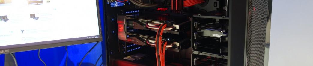 Компьютеры от компании EvoPC
