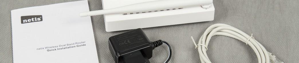 Обзор роутера Netis WF2710 – Wi-Fi 5 ГГц и стандарт 802.11ac в каждый дом