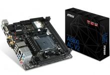 MSI запускает 8 материнских плат FM2+ под AMD Godavari